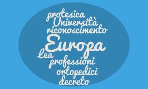 La Tessera Professionale Europea e i tecnici ortopedici
