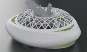 Robot per la neuroriabilitazione della caviglia