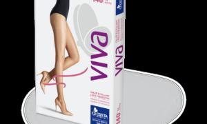 Ancora più belle e convenienti le calze preventive Viva