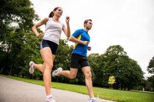 La corsa per la salute delle ossa nella donna