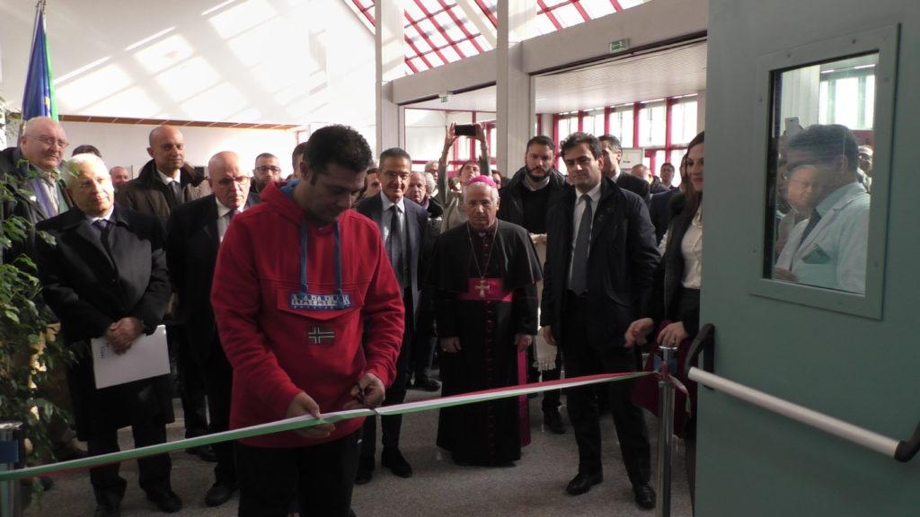 Lamezia Terme: nuovo centro protesi Inail