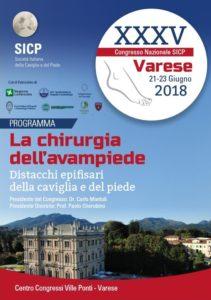 Congresso della Società Italiana Piede e Caviglia