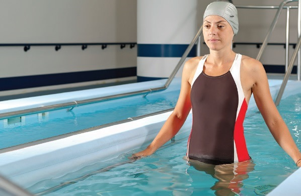 Idrokinesiterapia, riabilitare in acqua al Pini-CTO
