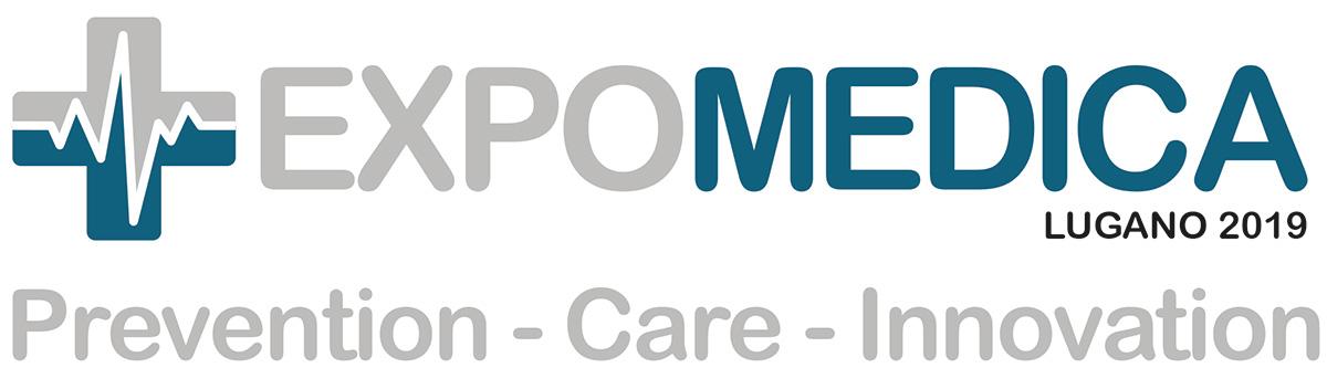 Expomedica Lugano 2019 logo